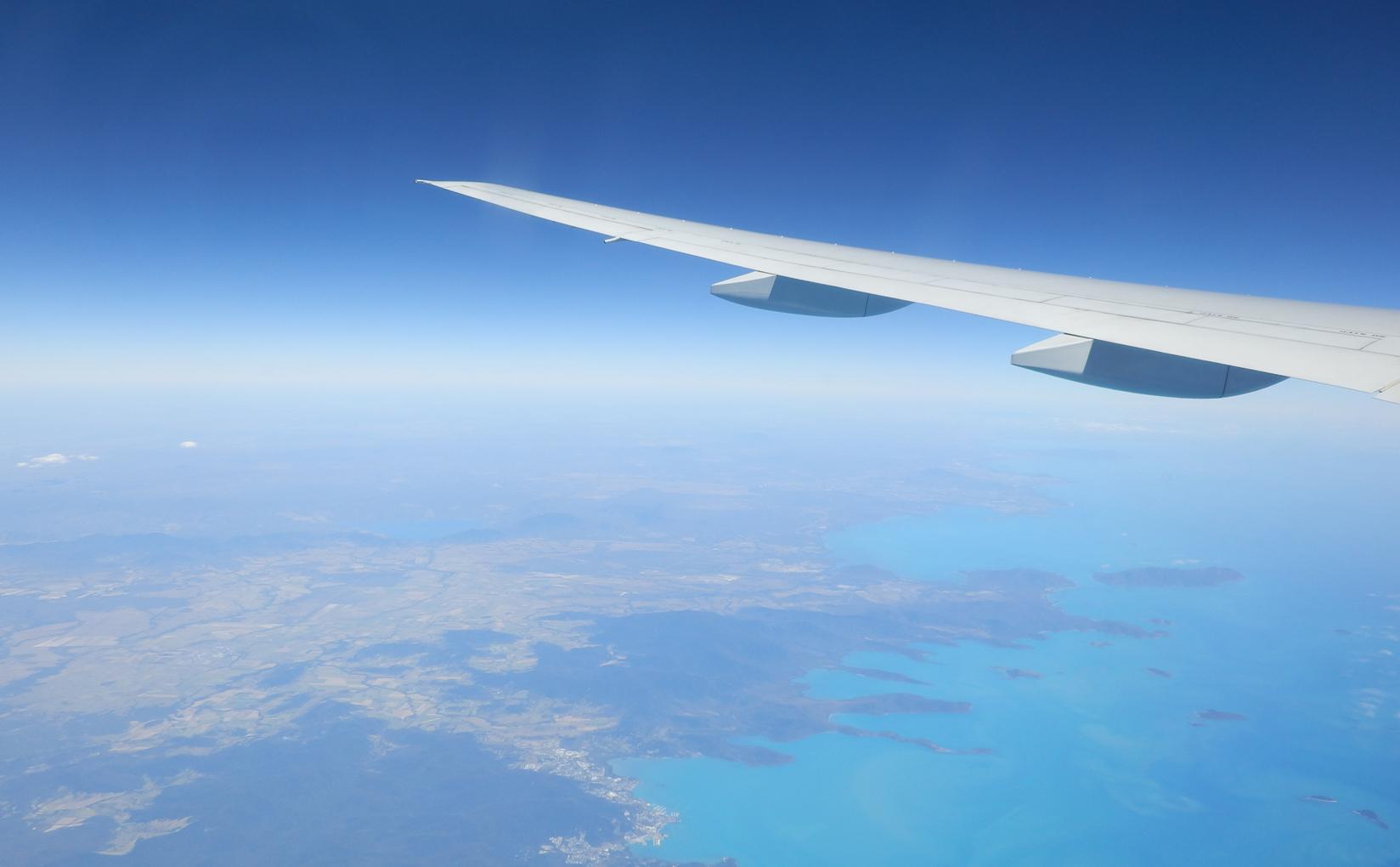 シドニー旅行記《最終回》早朝のJL772便で帰国