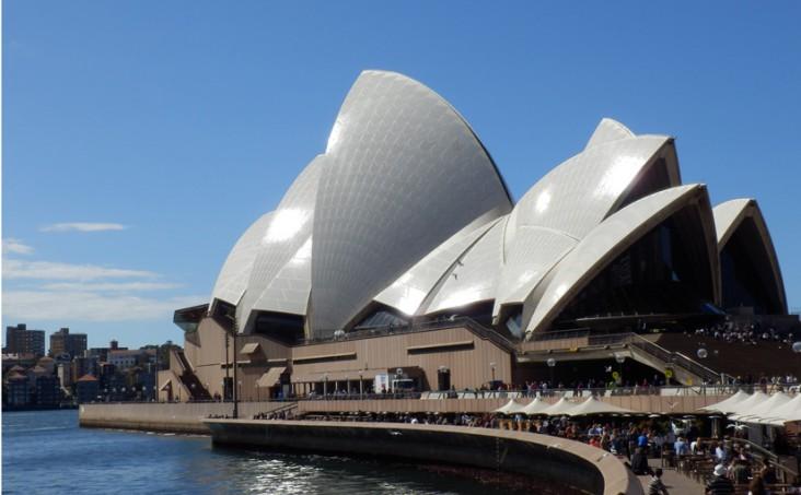 シドニー旅行記2014目次