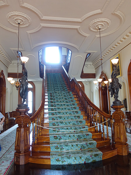 エントランス階段