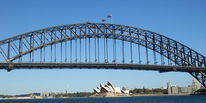 港町シドニーでフェリーに乗ってみた!