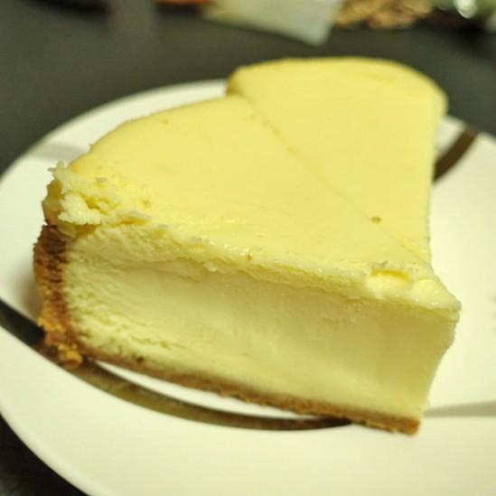 チーズケーキ解凍