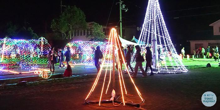 【終了】2015年もこほくイルミの広場開催!(滋賀県長浜市湖北町)