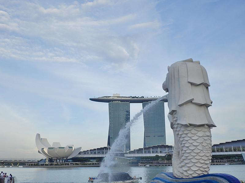 シンガポール動画アップしました!