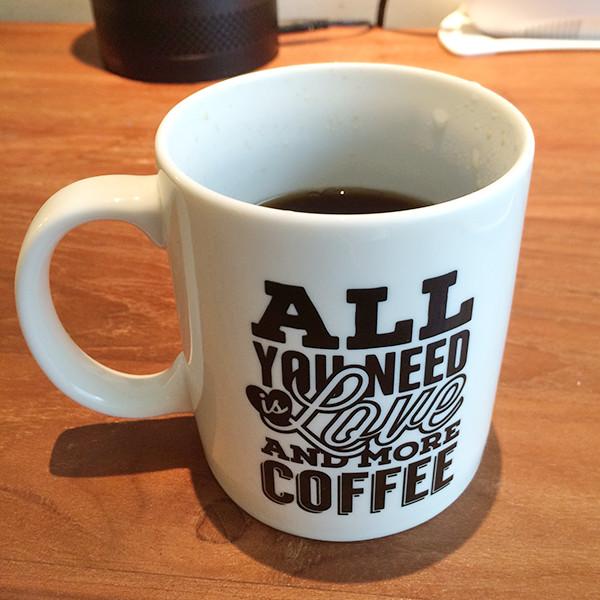 ambaコーヒータイム