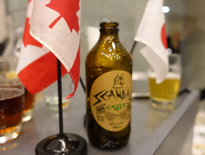 カナダビール