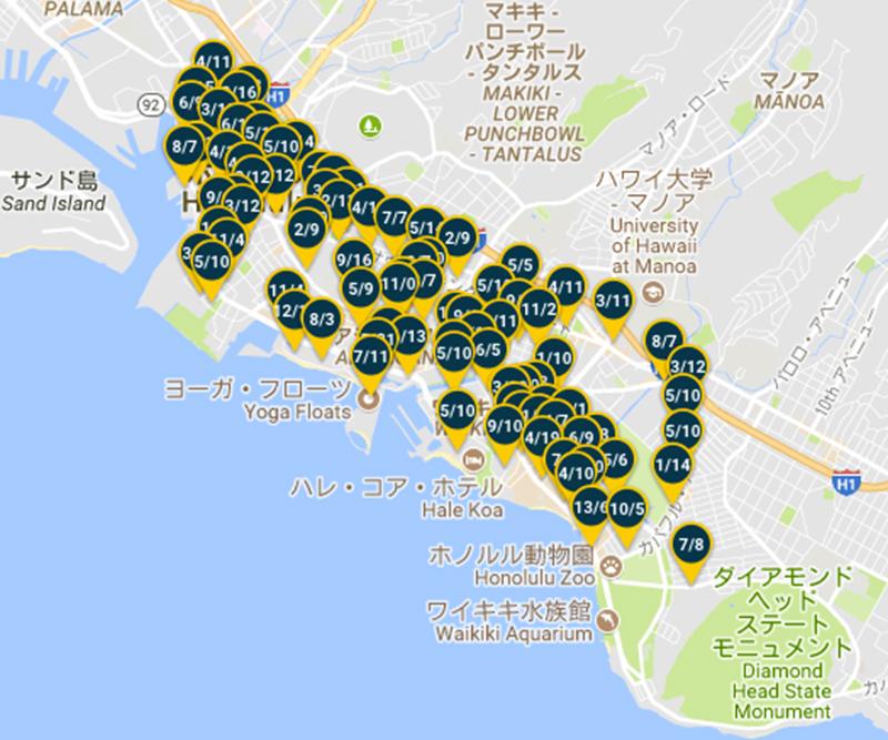 bikiマップ
