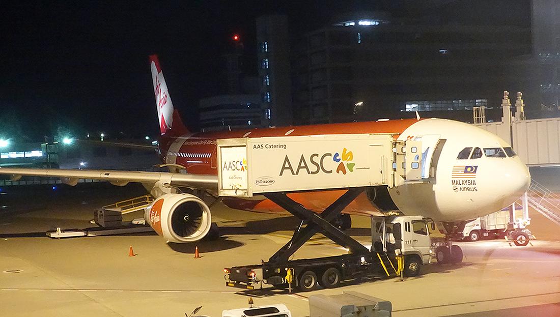 エアアジアXで行くハワイ旅行!D7 1便搭乗記