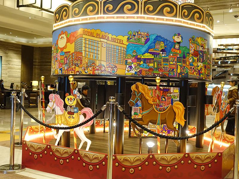 【香港】旺角(モンコック) ロイヤルプラザホテル宿泊レビュー