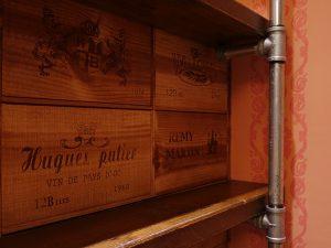 ワークスペースの戸棚