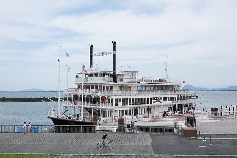ミシガン船