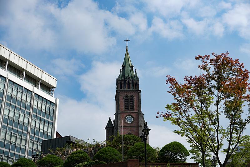 明洞大聖堂