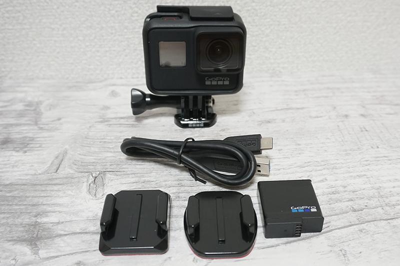 GoPro HERO7付属品